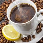 Кофе эспрессо-романо